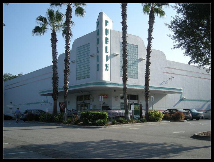 Publix Supermarket, Tampa FL c.1940