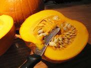 How to make Fresh Pumpkin Pie that is fantastic! using fresh Pumpkins - everythingPIES.com