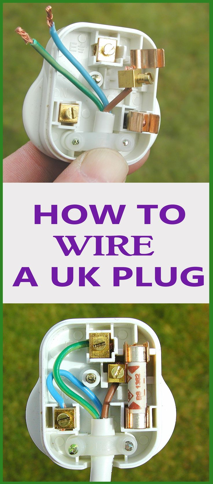 9 Easy steps to wiring a plug correctly and safely  #appliances #ElectricalAppliances #wiring #gadgets #PowerTools