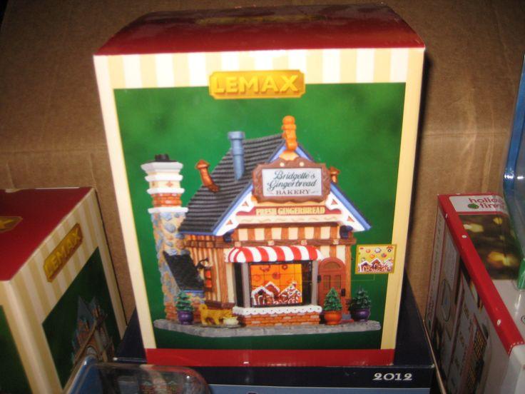 241 Best Lemax Images On Pinterest Christmas Villages