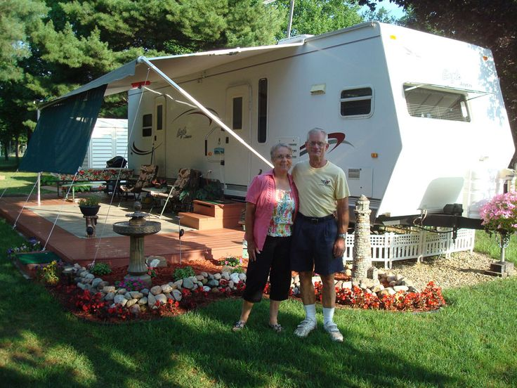 Thinking of living in an extended stay RV situation? You may want to think again.