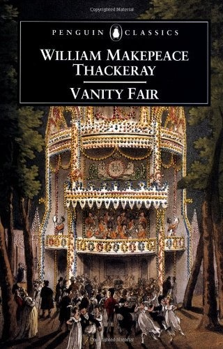 an analysis of vanity fair by william makepeace thackeray Perhaps best known as a novelist, william makepeace thackeray was born in calcutta, india, in 1811 his father died when he was five, and thackeray was sent to england to be educated.