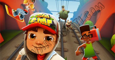 Subway Surfers PC Game Free Download