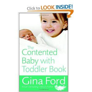 The Contented Baby with Toddler Book (Paperback)
