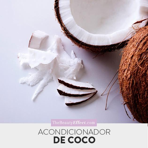 Amamos el coco, aporta miles de beneficios y ya les hemos contado de los muchos usos que le pueden dar, pero hoy aprovéchenlo para un pelo libre de nudos. >>> http://bit.ly/2qkFo8q