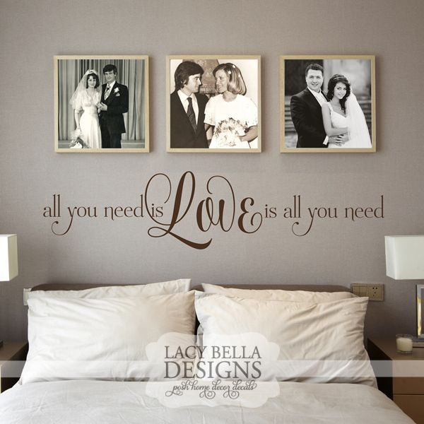 46 best wall decals quotes images on pinterest wall for Bedroom vinyl quotes