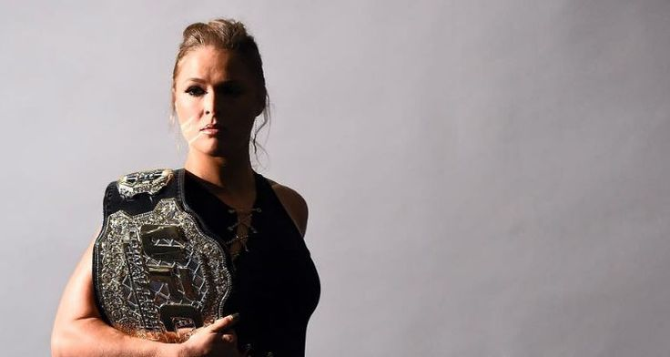 Why Ronda Rousey And Travis Browne Attend PWG Instead Of UFC 196? - http://www.movienewsguide.com/ronda-rousey-travis-browne-attend-pwg-instead-ufc-196/174396