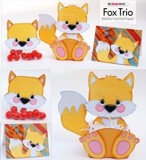 Fox Belly Box Trio: click to enlarge