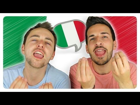 ITALIAN WORDS you've been getting wrong - I Love Italian Food