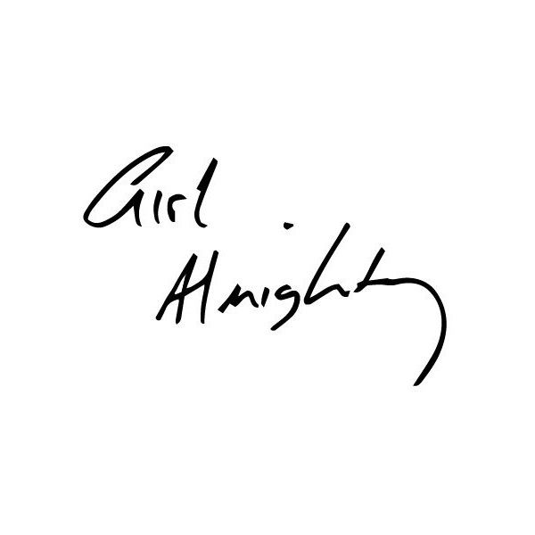 Girl Almighty Vinyl Sticker Louis Tomlinson Handwriting ($5) ❤ liked on Polyvore featuring fillers, text, phrase, quotes and saying