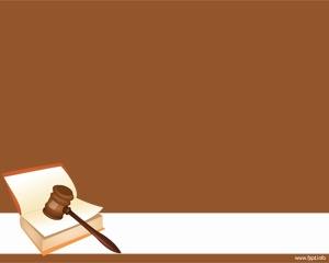 El diseño de PowerPoint de leyes o plantilla de leyes para PowerPoint es un diseño de fondo de diapositivas que puede descargar gratis para presentaciones de estudios de abogados pero también para usar en la corte o como presentación de leyes en PowerPoint