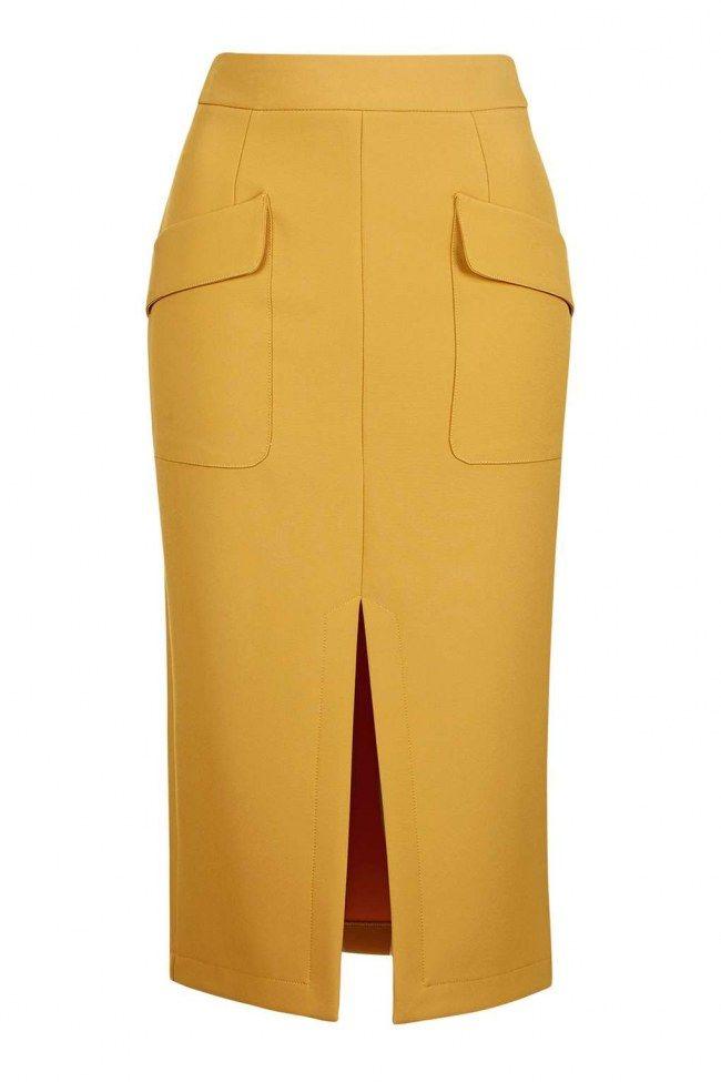 Faldas mini, faldas de tubo, midis o largas. Las hay de todo tipo y de todos los colores. La pregunta es, ¿cuál te queda mejor dependiendo de la forma de tu cuerpo? Te damos la respuesta para que nunca más te surja esta duda. #moda #faldas #fashion #skirt