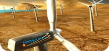 KENYA - Constuction d'un parc éolien VESTAS (Danemark) de 300 MW par l'entreprise Lake Turkana Wind Power - Objectif TERRE