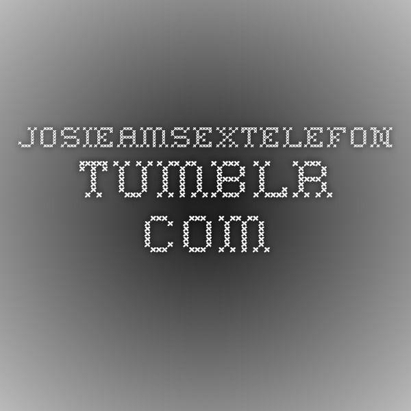 josieamsextelefon.tumblr.com