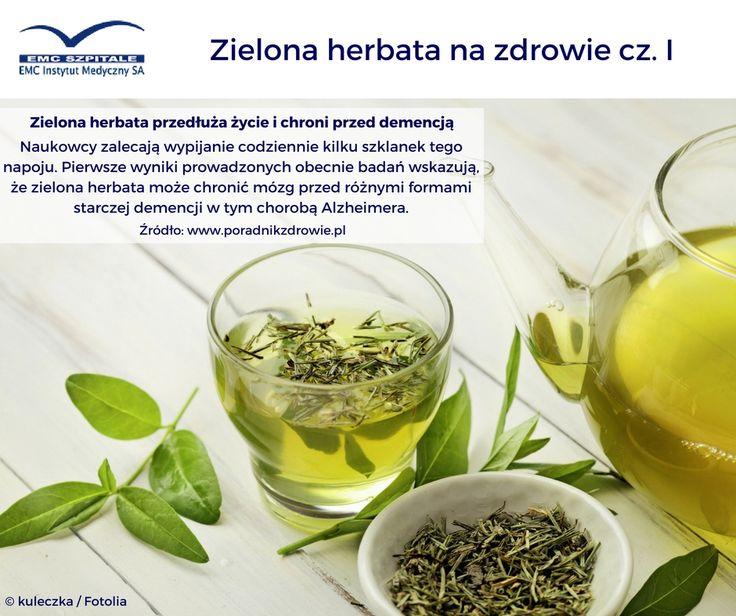 Zielona herbata zawiera bogaty zestaw składników, który sprawił, że zyskała ona uznanie w oczach naukowców, którzy wciąż odkrywają jej nowe właściwości! #emc #emcszpitale #zielonaherbata