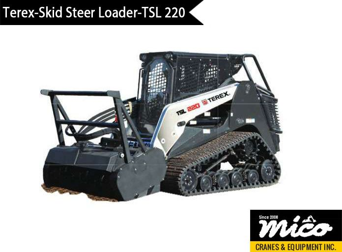 59 best skid steer loaders images on pinterest skid steer loader mico cranes equipment of texas llc offers newused heavy construction equipment for saleon rental backed by technical support fandeluxe Images