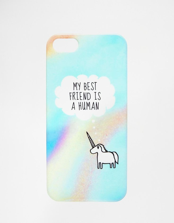 Coque de téléphone unicorn