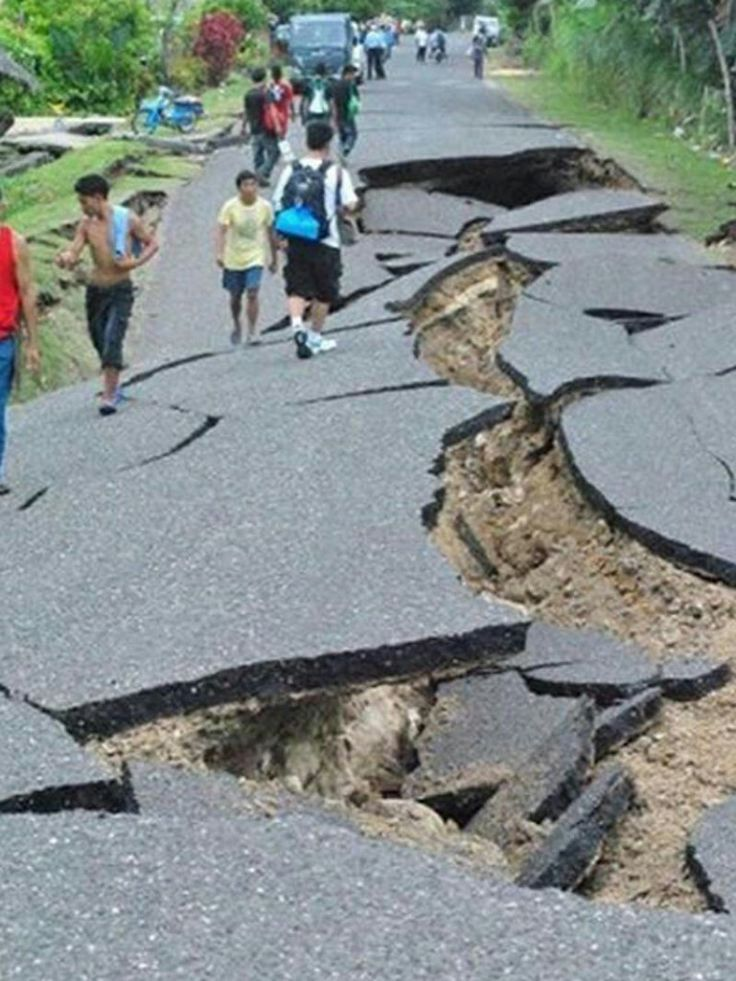 Natural Disaster - Earthquake Aftermath, Philippians