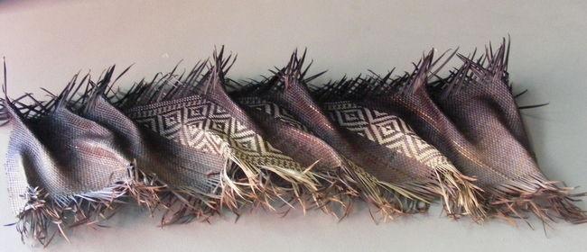 Learn Raranga -  Maori Weaving Jess Paraone