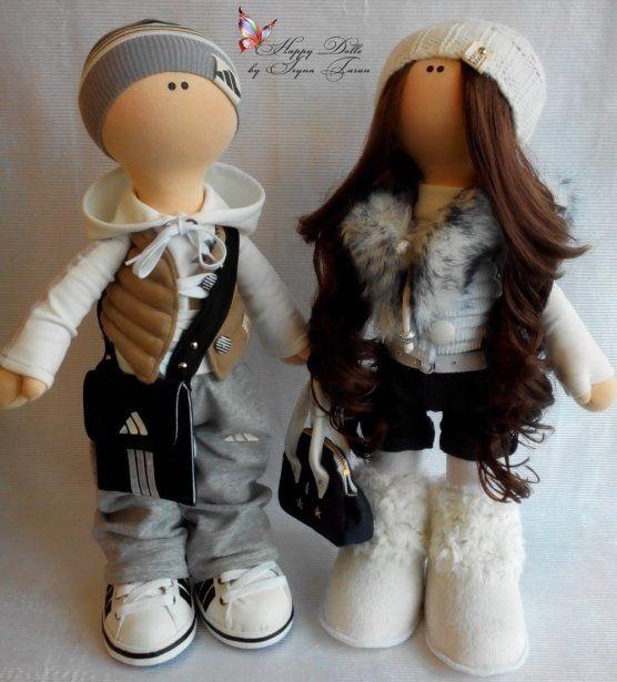 Купити: Кукла 46см - Каталог рукоділля zolotiruky.in.ua #23140
