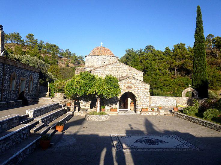 Thari monastery