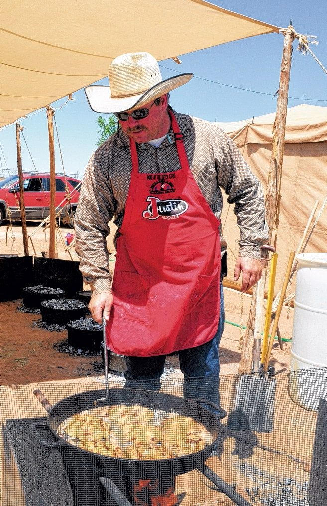 122 Best Images About Chuckwagon Cooking On Pinterest