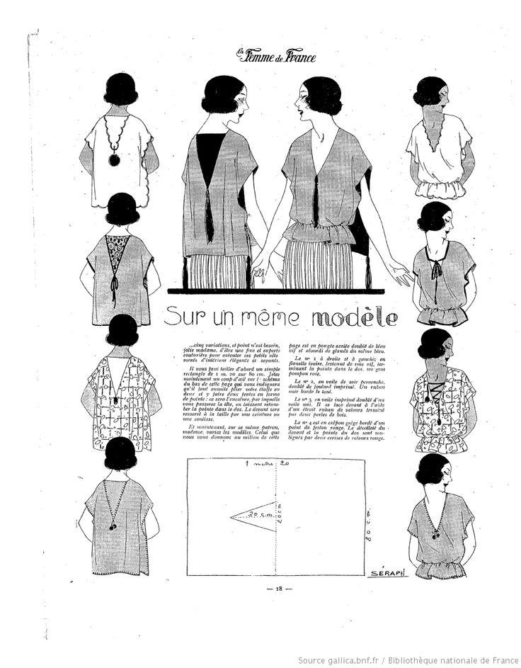 La Femme de France 1922/02/19