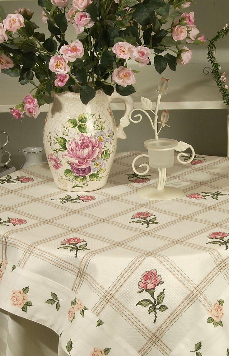 Rosendecke ... Design: Gerlinde Gebert Shop: www.gebert-handarbeiten.de