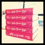 Un bel paccotto di libri per la prima edizione di #librinregalo del twitter @RizzoliST  The first books we are giving to readers as part of our first twitter giveaway