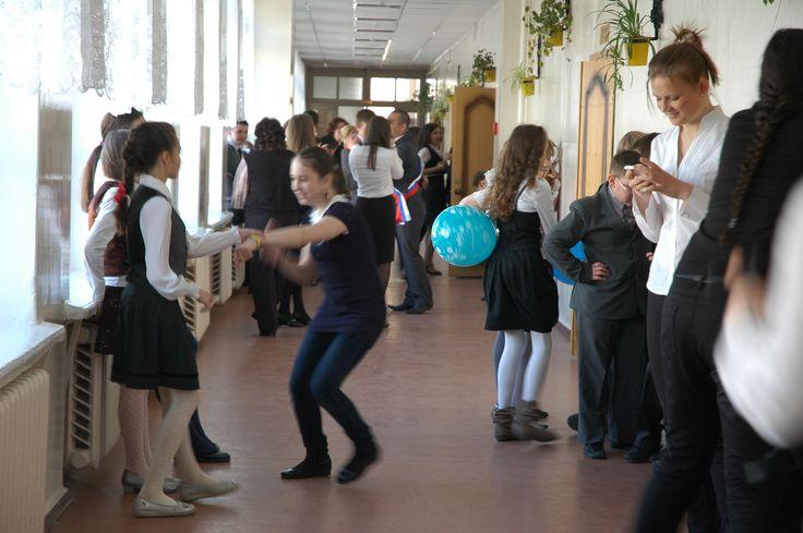 Мои школьные коридоры