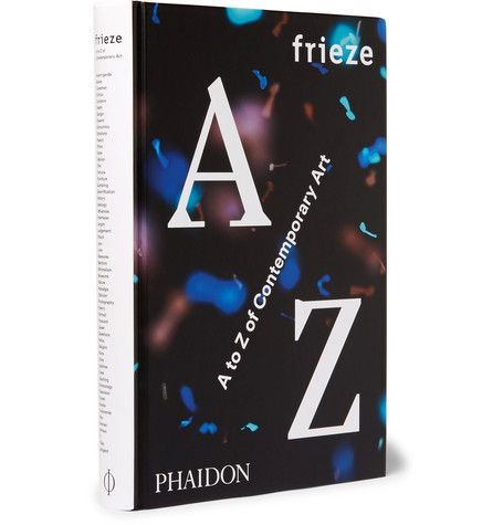 15 best phaidon images on pinterest charts fashion show and phaidon press frieze a to z of contemporary art hardcover book solutioingenieria Choice Image