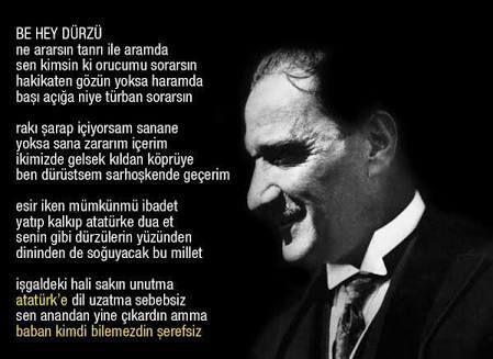 Neyzen Tevfik Atatürk şiiri Ile Ilgili Görsel Sonucu Atatürk Art