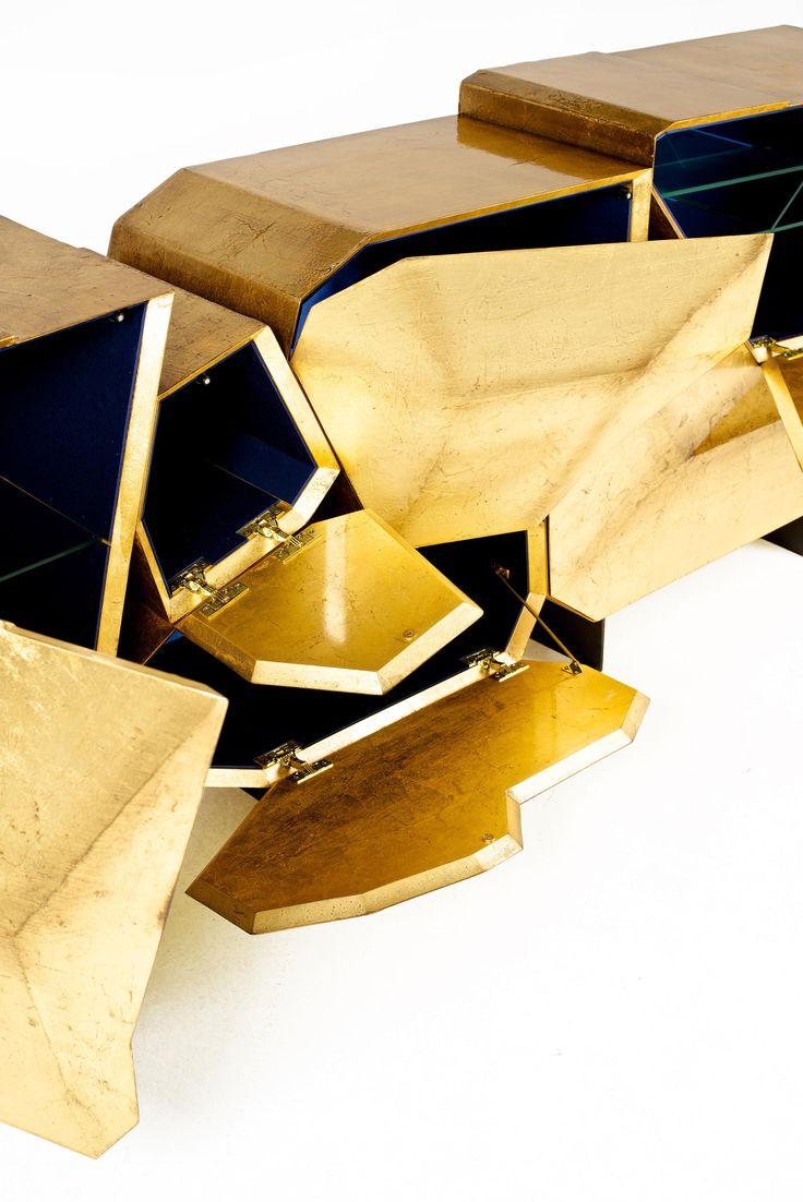 Stone Details www.bateye.com #bateye #bateyecollection #bateyepieces #luxury #luxuryfurniture #sideboard