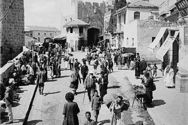 """Excelente artículo deMidEast Web y excelente traducción de Hatzad Hashemi: """"Las cifras de la población de la Palestina Británica y turca son de interés histórico y forman parte de muchos deb…"""