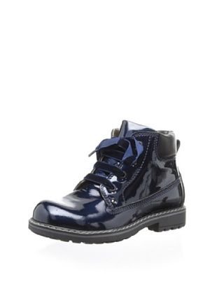 66% OFF Romagnoli Kid's Casual Boot (Blue Lack)
