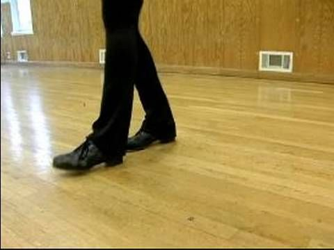 Advanced Tap Dance Lessons : Advanced Tap Dancing Warm Ups With Syncopat...