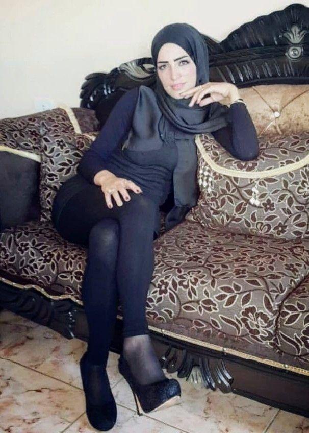 Arab In Stockings