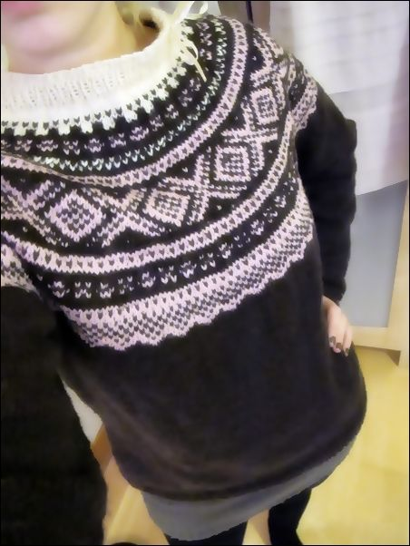 Marius-sweater. Have one of these and it's love <3