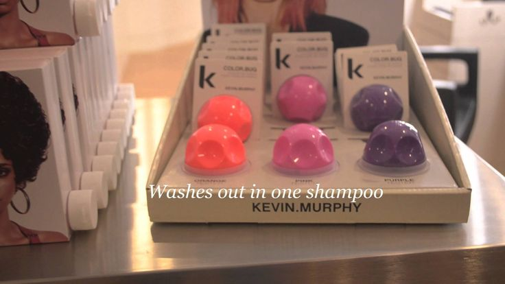 Tipping Out with Kevin Murphy's Color Bug - Hey Hey Gorgeous