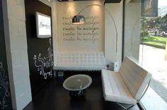"Clinic Interior Design - Silvan Francisco, ""Dermaline"" in Madrid. 2008"
