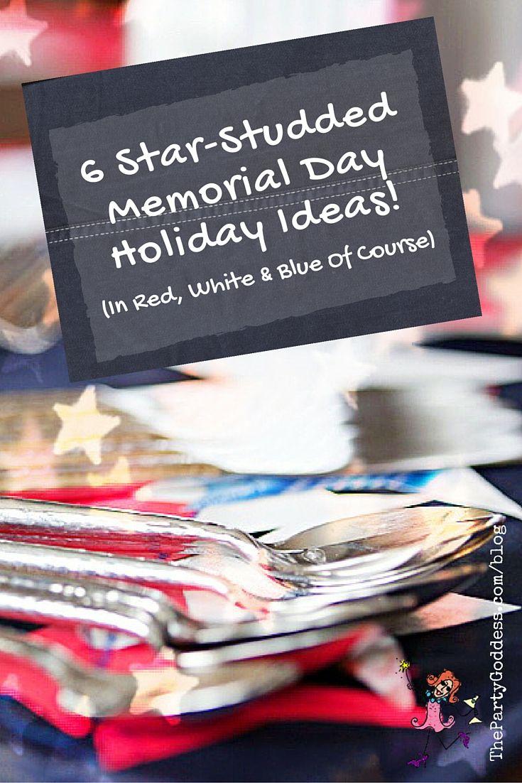 6 Star-Studded Memorial Day Holiday Ideas! Celebrate with red, white & blue! The Party Goddess, LA's full service party planner who makes any event ridiculously fab, shares Memorial Day holiday pics! Check it out at http://thepartygoddess.com/6-star-studded-memorial-day-holiday-ideas @maiasphoto #memorialday #redwhiteandblue #redwhiteblue