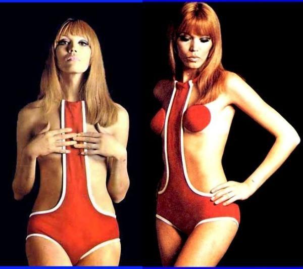 Amanda Lear 1960s