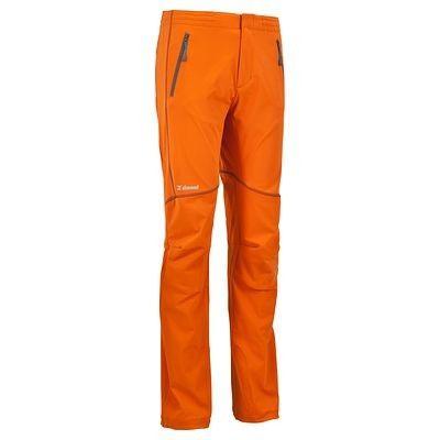 Klettern_KletternBergsteigen Bergsport (QUECHUA) - Bergsteiger-Hose Rock Orange SIMOND - Bekleidung