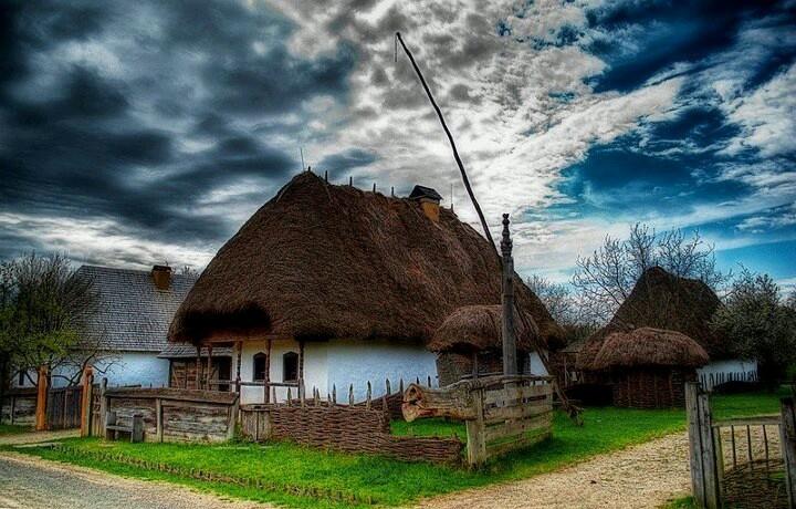 Hungarian tanya