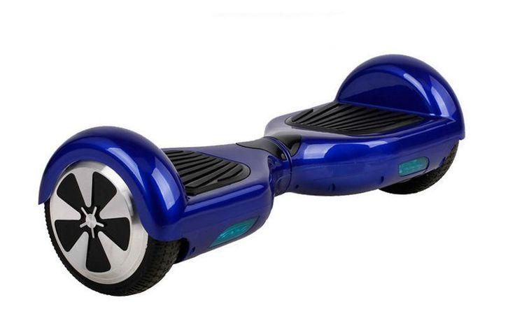Self Balancing Scooter Elettrico Monopattino a Due Ruote Hoverboard Skateboard