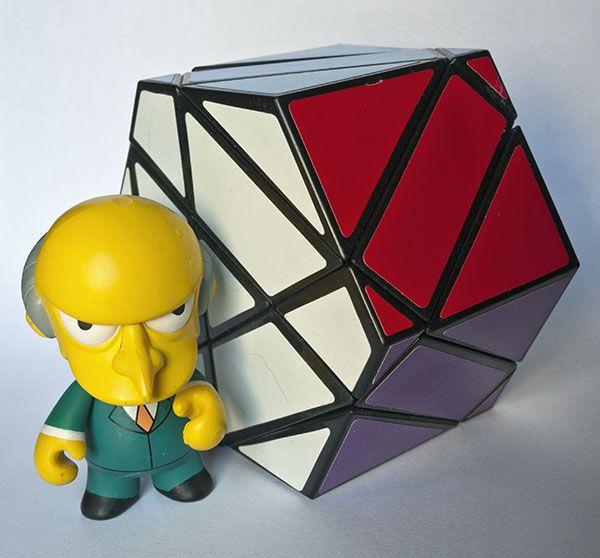 3x3x3 Prisma Hexagonal Rubik Solución Shield cube Tutorial Solve