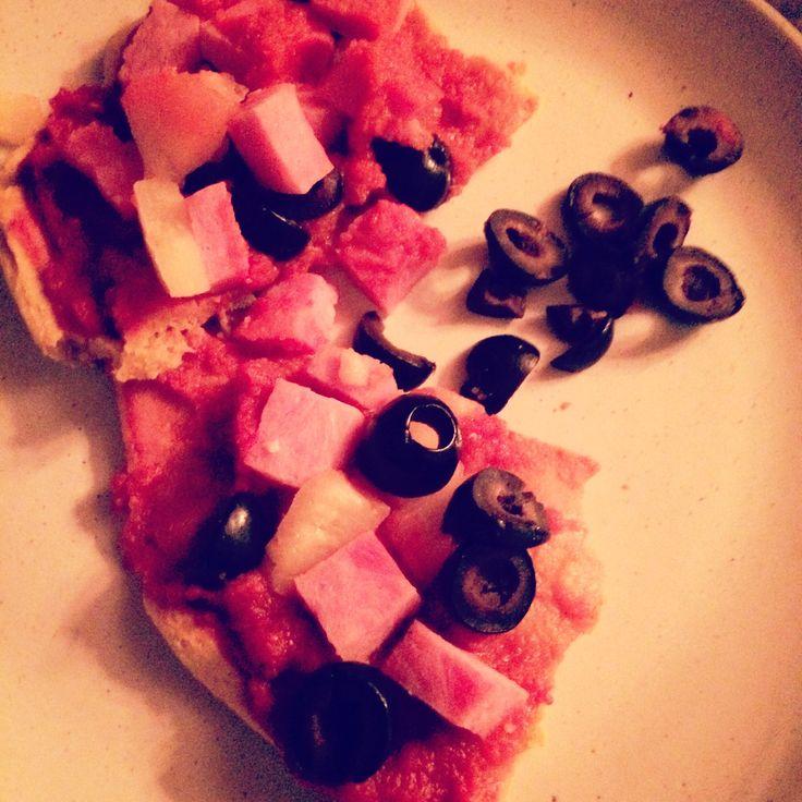 AIP Hawaiian Pizza and the Best Smoky Nomatoe Sauce