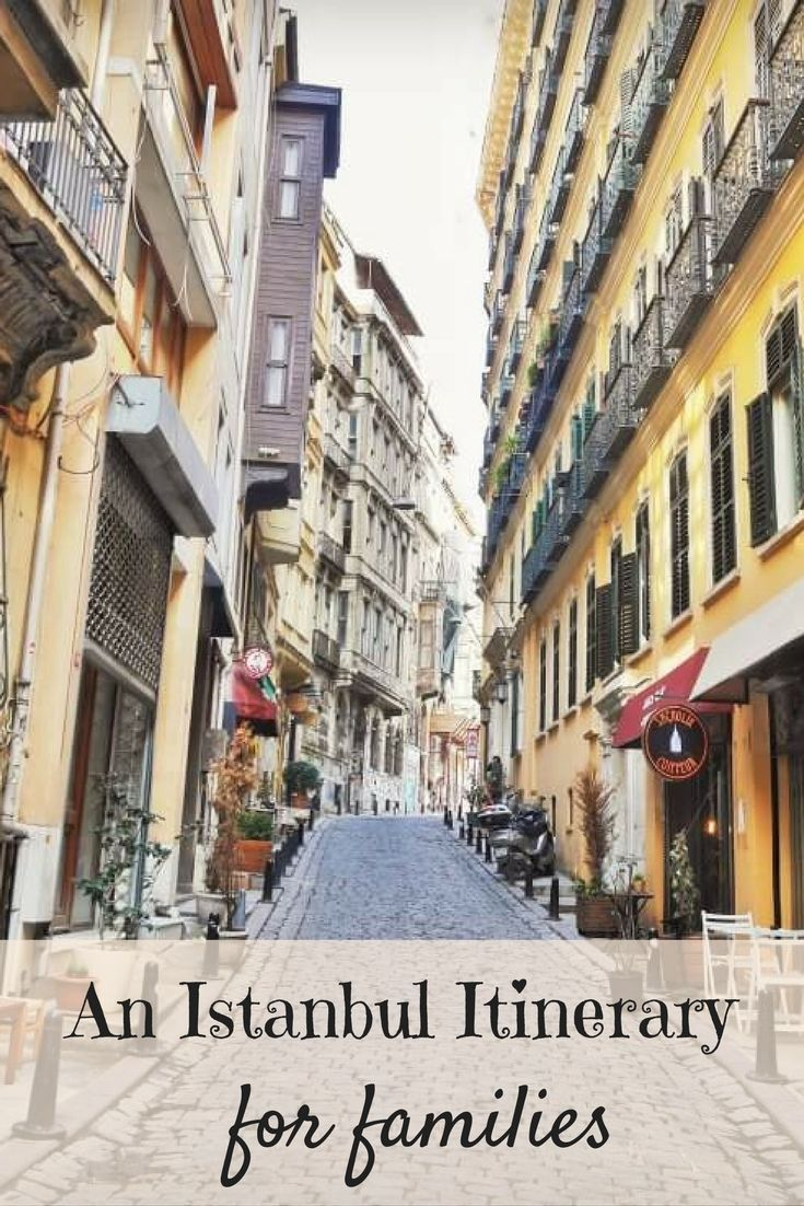 Get yourself prepared for a family trip to Istanbul with this guide to best neighborhoods to stay, how to get around and how to keep the kids entertained in the city where East meets West | Our Globetrotters