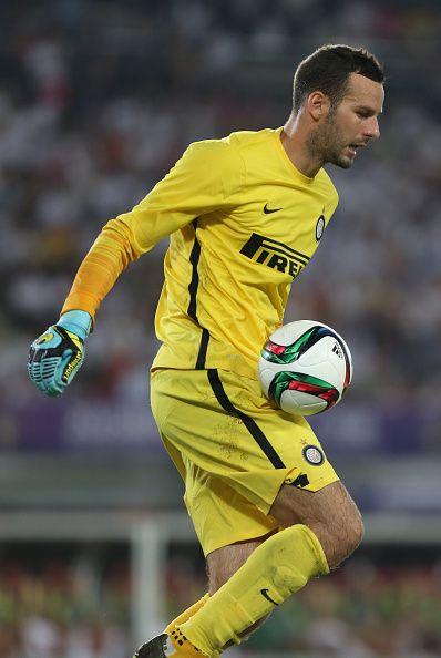 Samir Handanovic - Internazionale Milano