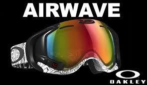 New Airwave Goggles! Find them in www.extremalia.com  oakley ski goggles - Google Search